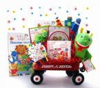 Baby Einstein Play Time Wagon - Baby Gift Basket
