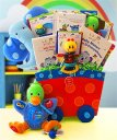 Baby Einstein Musical Parade Toy Cart - Baby Gift Basket