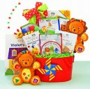 Baby Einstein Touch & Discover Deluxe Baby Gift Basket