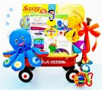 Baby Einstein Water Wagon - Baby Gift Basket