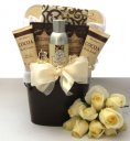 Sweet Treats Spa Gift Basket