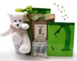 Special Edition Grow-A-Tree - Baby Gift Basket