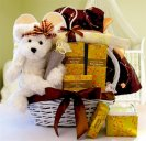 Mommy & Me Tuscan Silk Luxury Gift Basket