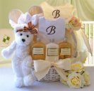Mommy & Me Golden Splendor Gift Basket